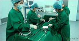 深圳百级层流手术室