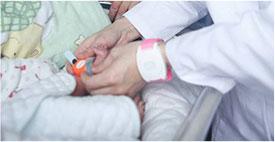 婴儿防盗腕表
