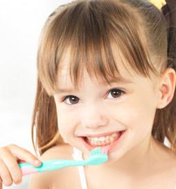 兒童牙齒咬合誘導