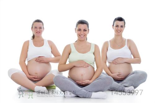孕期肚子硬