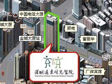 深圳远东妇儿科医院地图