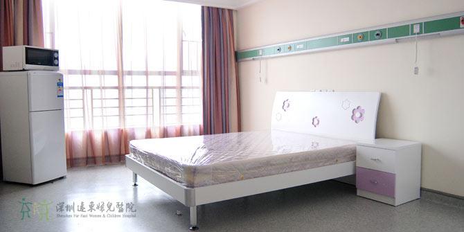 病房配套设施完善